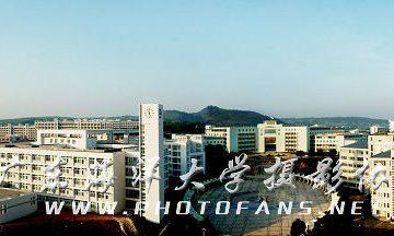 广东海洋大学全景图02